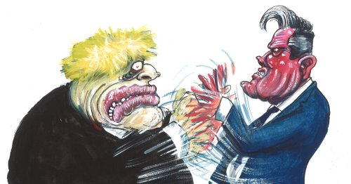 'Boris Johnson's bubble looks to be deflating - now can Keir Starmer burst it'