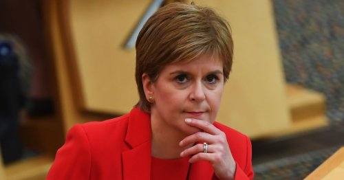 BREAKING Nicola Sturgeon postpones Scotland's Covid 'Level 0' until July 19