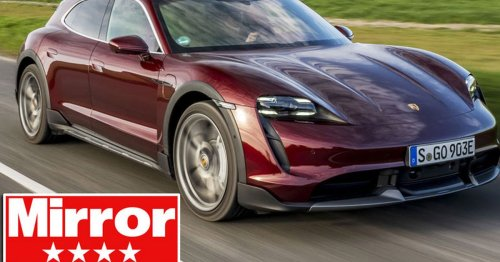 Review - Porsche Taycan Cross Turismo offers both pace and space