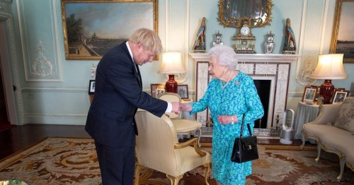 Boris Johnson drags the Queen into revenge feud with the courts for second time