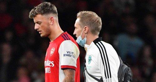 Ben White, Arsenal's unbeaten run and Mikel Arteta's newfound worry