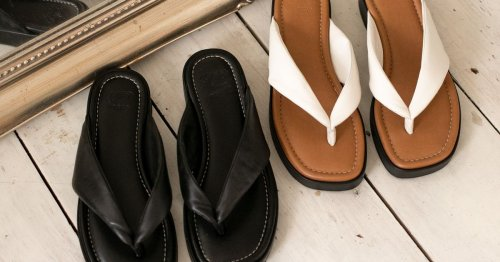 Must-have Dune Longisland sandals with 1,400 waitlist are finally back in stock