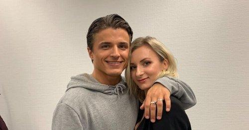 Strictly fans reckon romance between Tilly Ramsay and Nikita Kuzmin