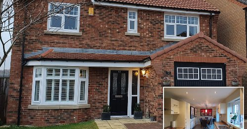 Couple raffle off beautiful four-bed family home - and you can win it for £2