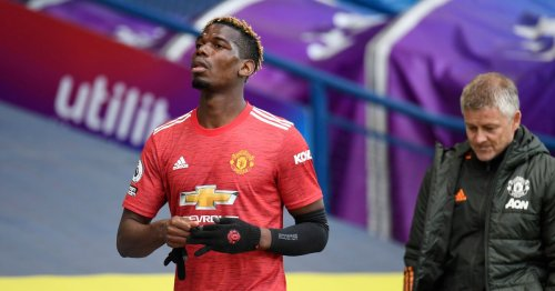 Solskjaer gives defiant Pogba response after he rejects Man Utd contract
