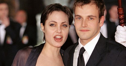 Dame Angelina Jolie sparks rumours she's 'reunited' with British ex-husband