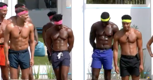 Love Island's Hugo makes brutal dig at Toby as tensions simmer after chat
