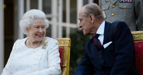 Prince Philip's body to be moved when Queen dies so they can be together forever