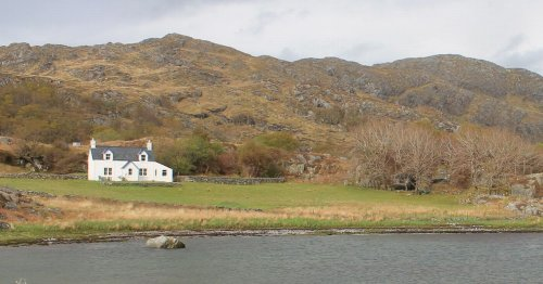 You can now book a Highlands cottage so remote it can only be reached by boat