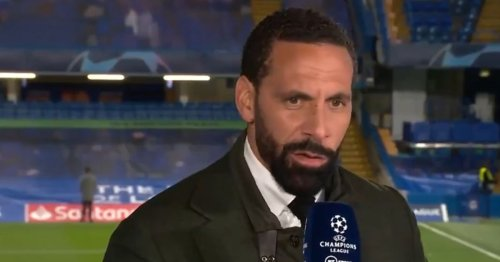 Rio Ferdinand's surprise choice for most attacking Chelsea player vs Real Madrid