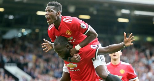 Revealed: Which one of Paul Pogba and Romelu Lukaku is faster