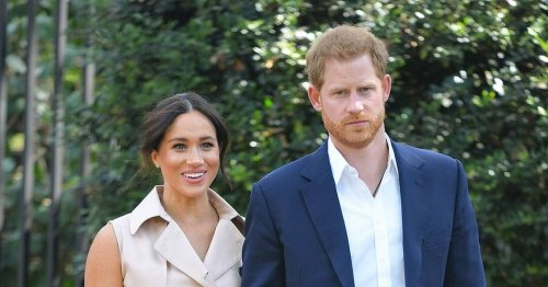 Prince Harry's belongings 'taken from Frogmore Cottage & placed in storage'