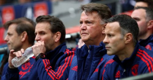 """What happened to Van Gaal's Man Utd No.2 who claimed he was """"fully in charge"""""""