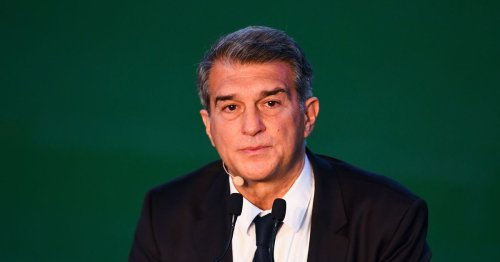 Barcelona president Laporta breaks silence on Super League - to back Perez