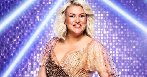Strictly's Sara Davies thanks series for giving her 'pillow talk' with husband