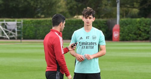 """Arsenal's """"best ever"""" academy player could make debut against AFC Wimbledon"""