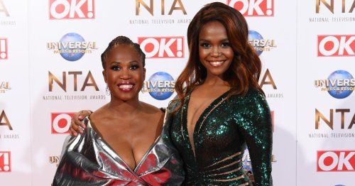 Motsi Mabuse tells sister Oti she 'makes parents proud' after Strictly win
