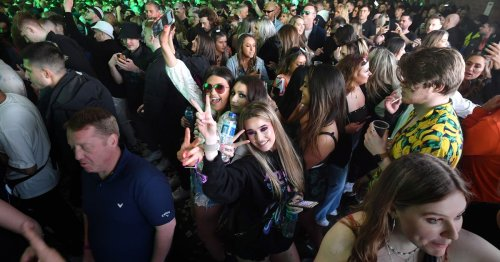 Fifteen people test positive for Covid after 58,000 take part in events trial