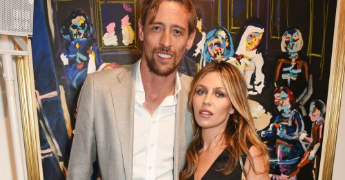Abbey Clancy admits Peter Crouch gave an ultimatum when she brought a puppy home