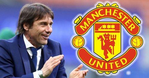 Man Utd's Solskjaer succession plan as Antonio Conte targets first signing