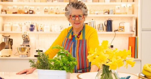 Bake Off's Prue Leith 'to be made a Dame by Queen in birthday honours'