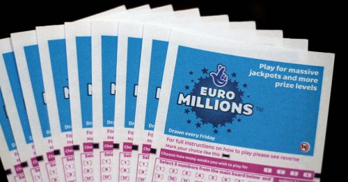 Friday's winning EuroMillions numbers for rollover £184m jackpot