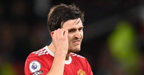 Conte's verdict on Maguire amid challenge to Man Utd captaincy