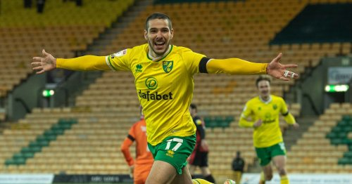 Championship's 'best XI' includes three Norwich stars but no Watford player