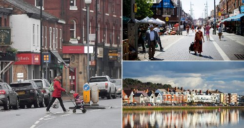 Leafy Manchester town named as best place to live by house buyers - top 10 areas