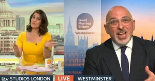 Susanna Reid clashes with Tory MP on 'missing' Boris Johnson over 4 years on GMB