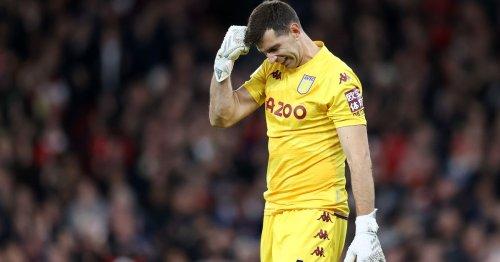 Arsenal fans taunt Emiliano Martinez with cruel chants in Aston Villa win
