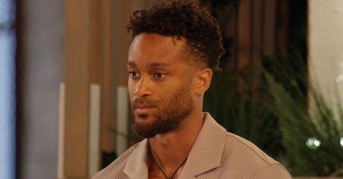 Love Island stars left gobsmacked as Teddy admits he was Nigerian Prince