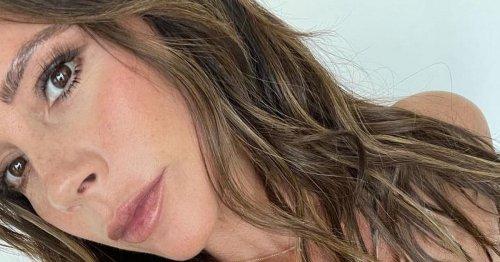 Victoria Beckham congratulates son on landing Vogue cover with mirror selfie