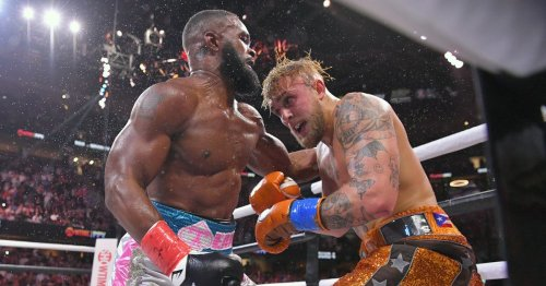 """Tyron Woodley to have """"I love Jake Paul"""" tattoo inked in bid to secure rematch"""