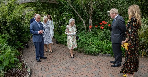 Kate Middleton 'calls Charles grandpa' as lip reader analyses G7 conversations