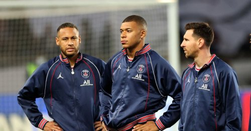 """Pochettino admits Messi comment caused """"problem"""" with Mbappe and Neymar"""