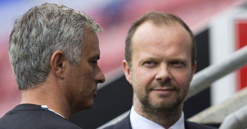 Jose Mourinho and Ed Woodward's disagreement over Man Utd new boy Raphael Varane