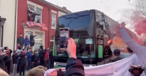 "Real Madrid star says bus attack gave side ""extra motivation"" against Liverpool"