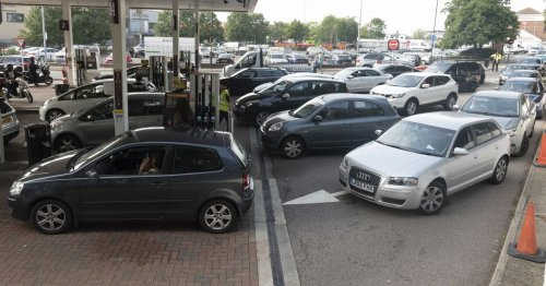 'Complacent Tory Government should apologise for helping create petrol crisis'