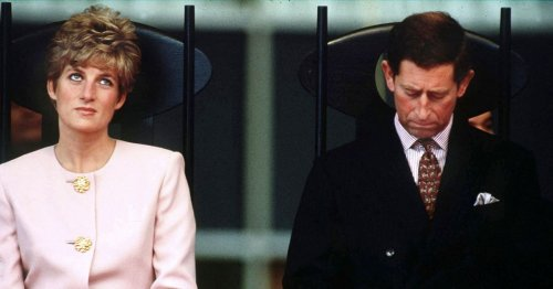 Prince Charles 'was quizzed by police over claim he plotted to kill Diana'