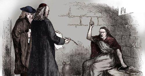 Dark history behind the Salem witch trials - from paranoia to public hangings