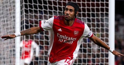 Jamie Vardy shows Arsenal pathway to replacing Aubameyang