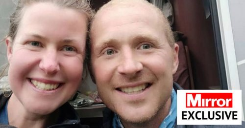 Tearful pal of missing Brit hiker says boyfriend is 'like a zombie' without her