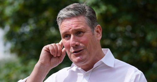 Keir Starmer backs relaxing Scottish drugs laws for Class A possession
