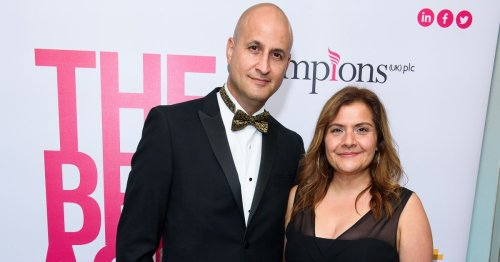 Strictly star Nina Wadia's talented husband, role play and bedroom secrets