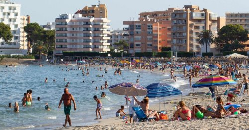 TUI cancels dozens more flights to Spain, Greece and other holiday hotspots