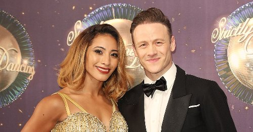 Karen Hauer vows never to date a dancer again after divorce from Kevin Clifton