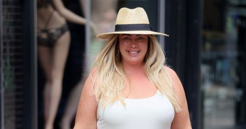 Gemma Collins is summer-ready as she casts beaming grin in figure-hugging outfit