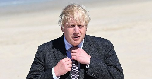 Boris Johnson quotes from the Bible to hint he does believe in God