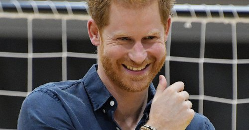 Prince Harry says life during Covid pandemic has been 'flipped upside down'